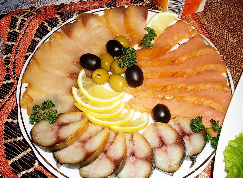 Закуски з риби фото
